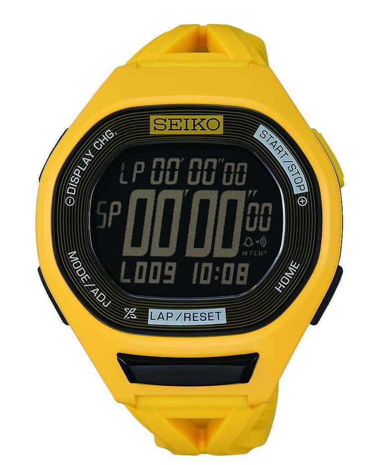 精工Super Runners專業路跑限量表,5,500元。圖/精工提供