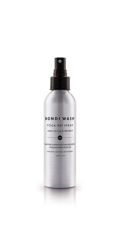 BONDI WASH檸檬茶樹&柑橘瑜珈墊噴霧,是品牌人氣單品,150ml/850...