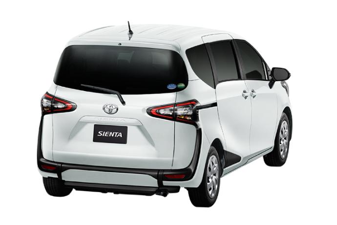 Toyota Sienta有著相當前衛的設計,並具備實用的側滑門功能。 摘自To...