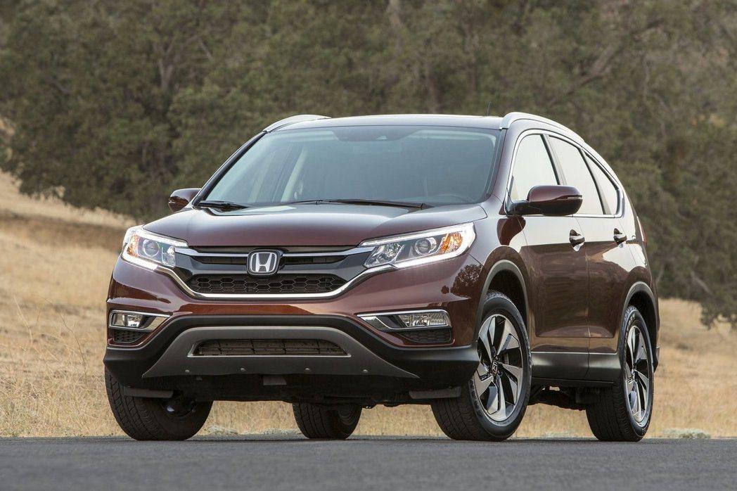 以國產車型來說,Honda CR-V仍是國內最暢銷的車型。 摘自Honda.co...