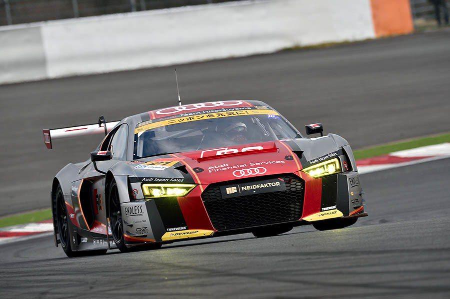 日本賽車盛事Super GT 已於4月9日在琉球正式開幕,Audi車隊以全新R8 LMS戰駒出征,在本賽季與所有車隊一較高下。 Audi提供