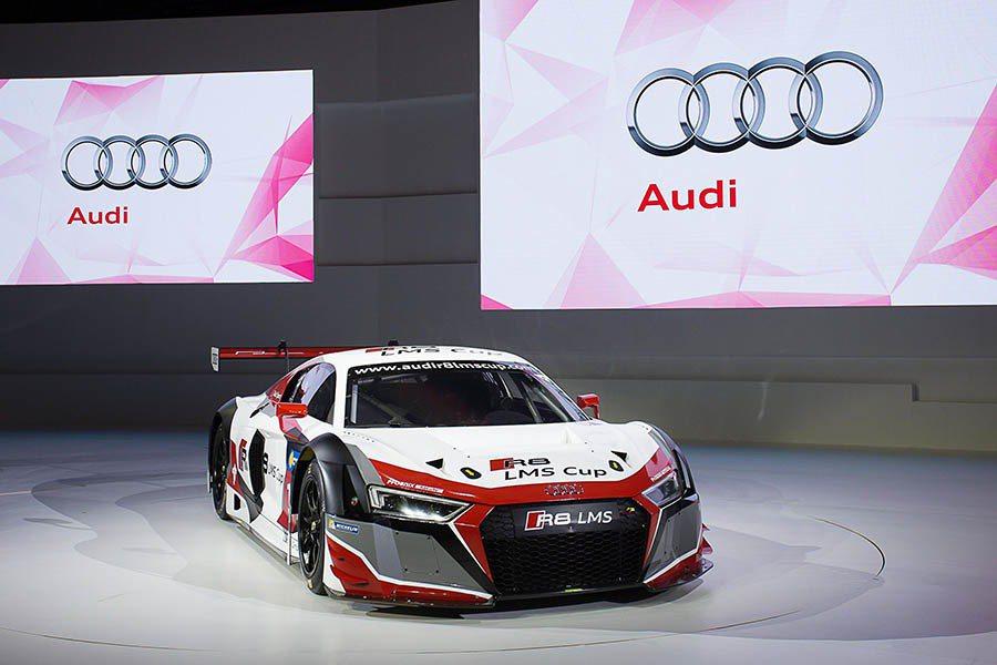 Audi Taiwan正式預告2016 Audi R8 LMS Cup將於10月...