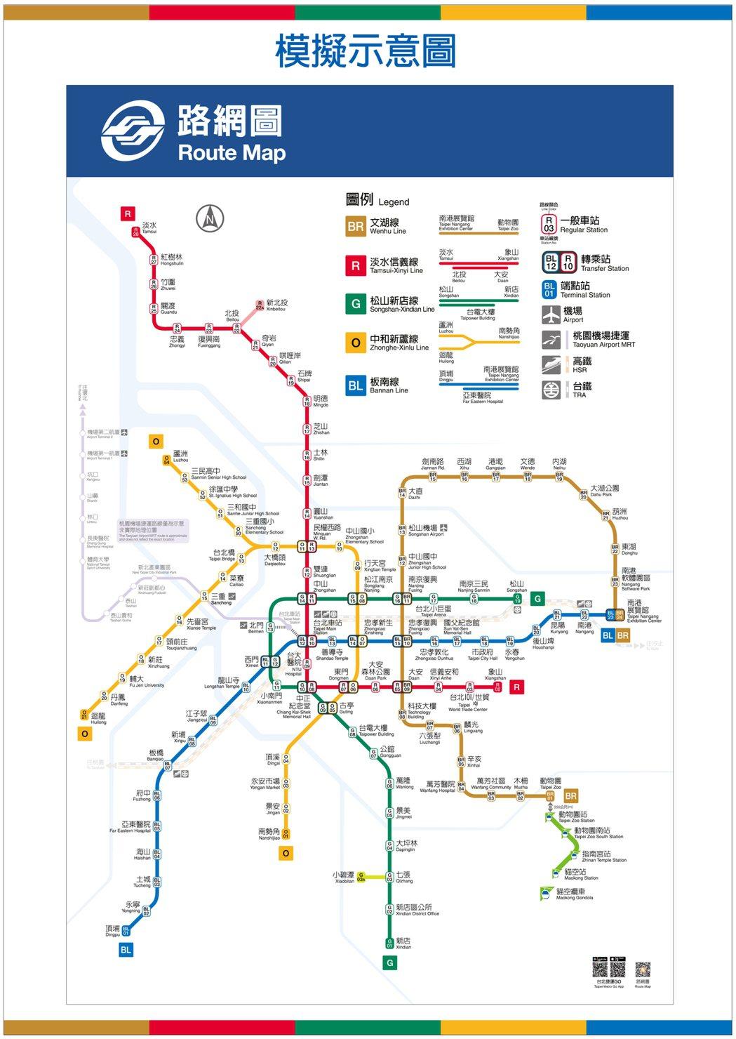 圖片來源/ 台北捷運公司