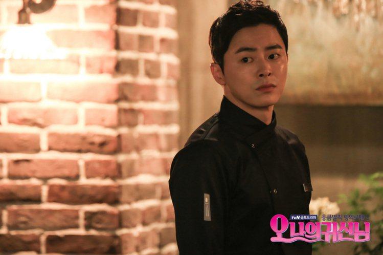 曹政奭。圖/擷自tvN官網
