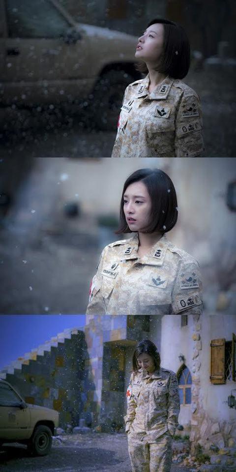 今日,韓國KBS 2TV電視劇《太陽的後裔》「尹明珠中尉」的扮演者金智媛透過經紀公司發表電視劇結束感言。金智媛表示:「《太陽的後裔》這麼快就結束了。 很開心能夠遇到這部作品,扮演尹明珠這樣一個帥氣的...