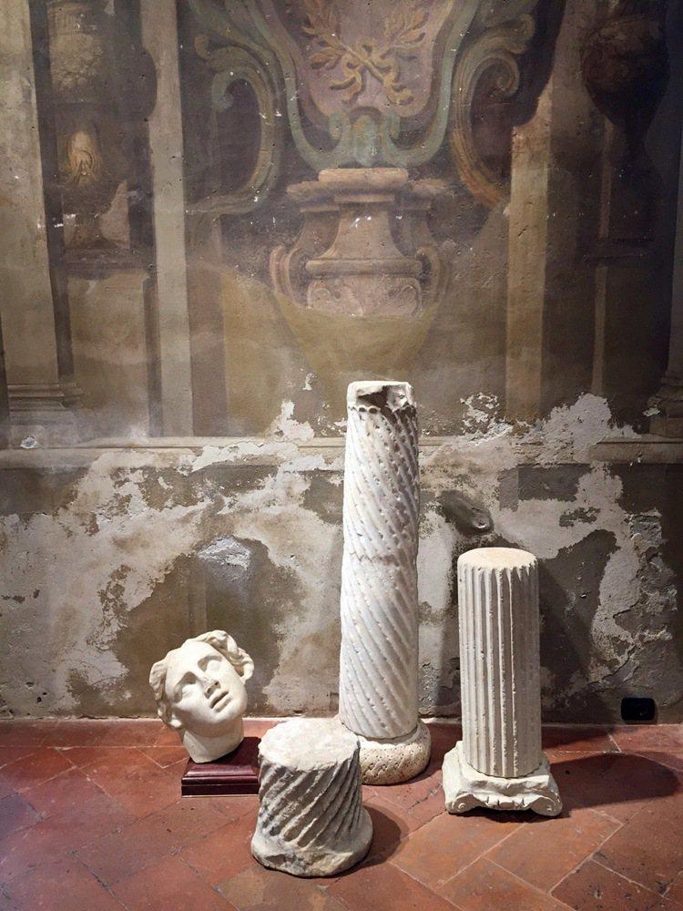 義大利精品Bottega Veneta在米蘭十八世紀建築Palazzo Gall...