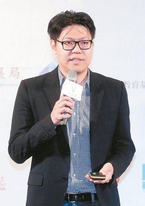 鄭涵睿 綠藤生機創辦人