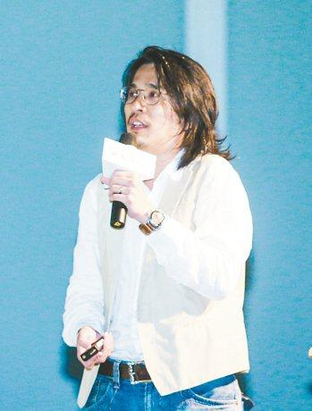 台大MOOC計畫執行長葉丙成。 記者鄭清元/攝影