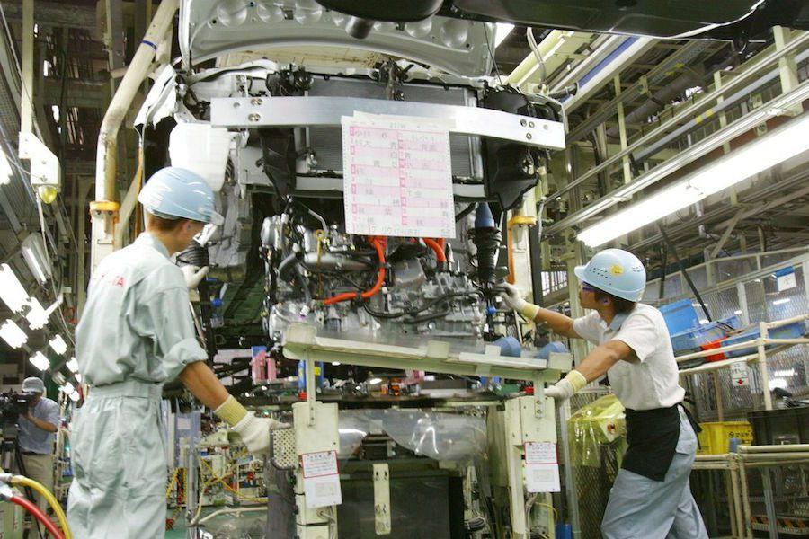 近日的熊本大地震造成許多工廠受到損害而停工。 摘自carscoops.com