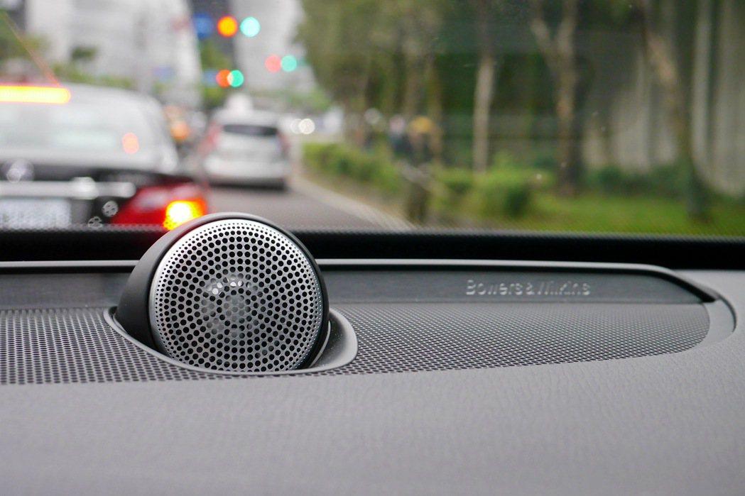 Premium Sound/ Bowers & Wilkins多媒體音響系統 記...