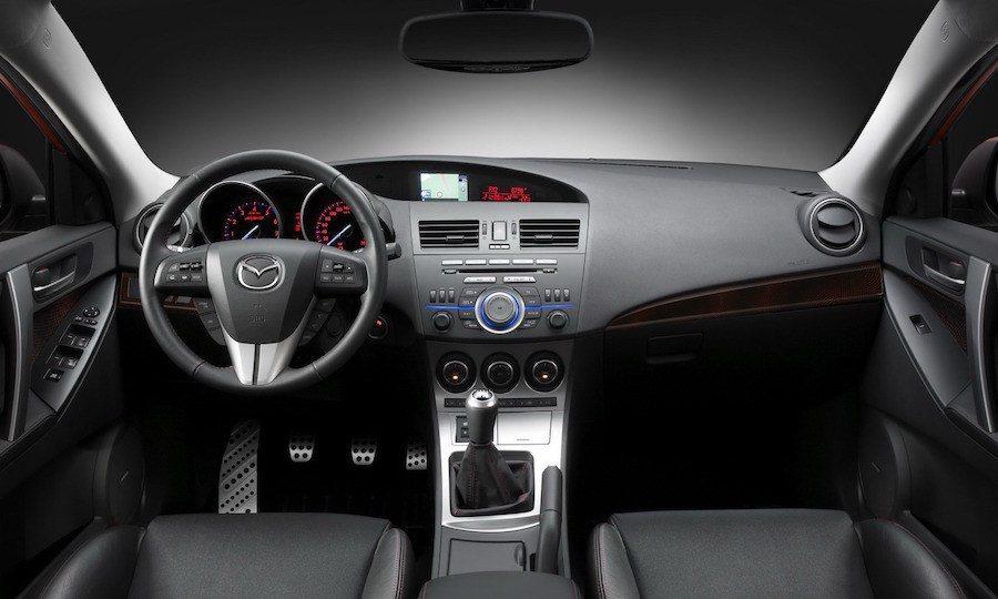 Mazda曾經短暫推出過MPS性能車型,但並未隨車系改款推出。 Mazda提供