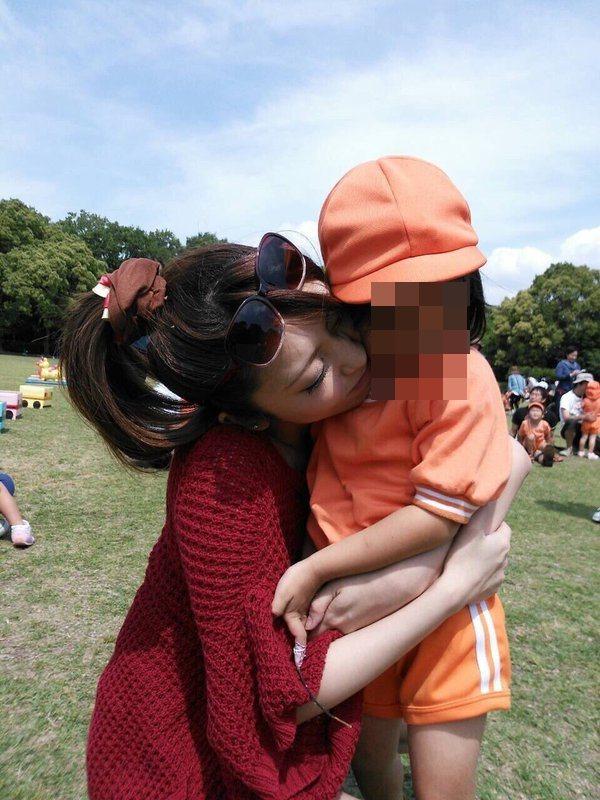 櫻井步引退後被揭露當媽了。 圖片來源/ twitter