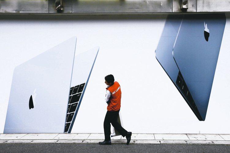 新MacBook推出將為供應鏈帶來成長動能。 路透