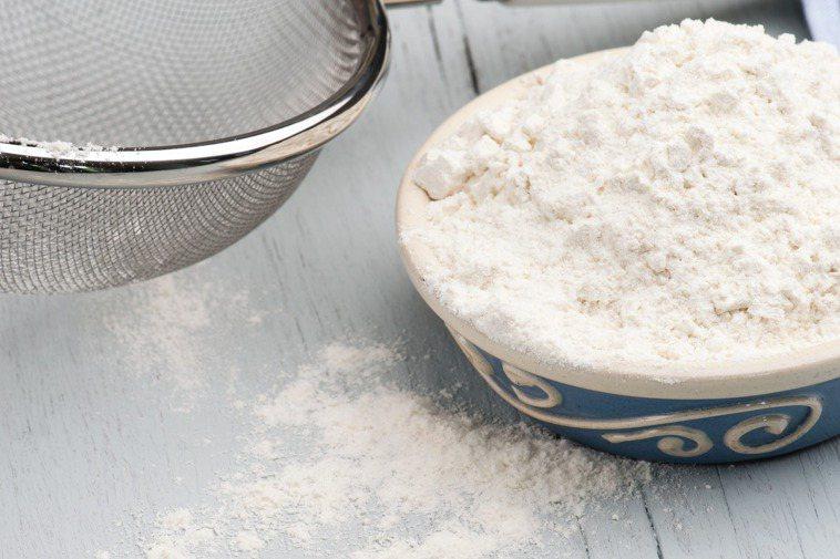 麵粉示意圖。 ingimage資料圖