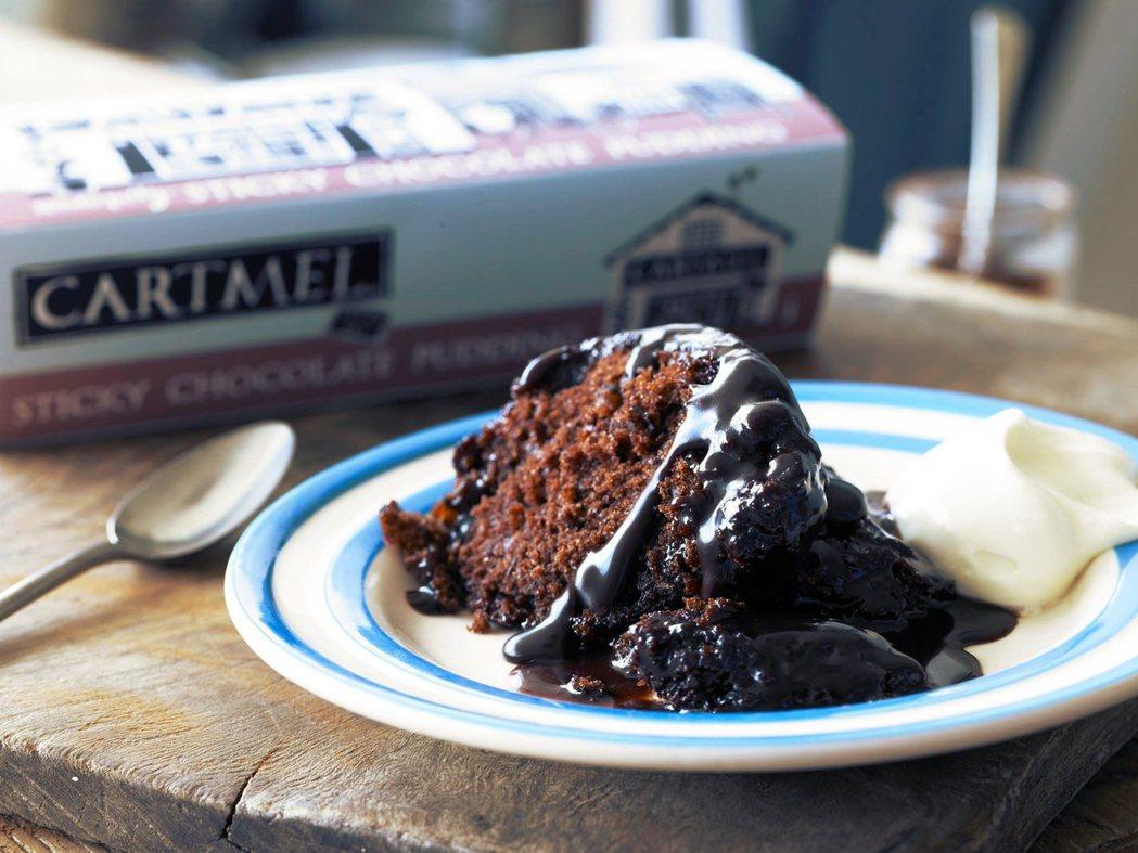 黏太妃糖布丁——一個無心插柳的甜點,意外地為卡美爾這個城鎮烙下了令人深刻的美食標...
