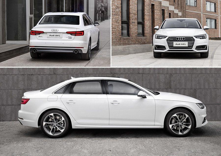 Audi A4 L加長型轎車 Audi提供