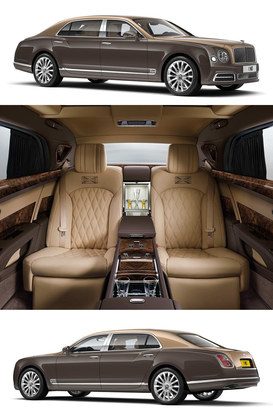 Bentley Mulsanne First Edition特仕車 Bently...