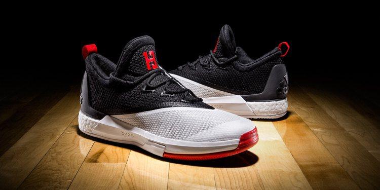 NBA大鬍子球星哈登 (James Harden)與adidas合作聯名鞋Cra...