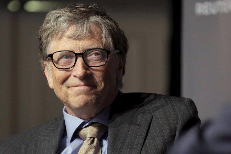 比爾蓋茲說,下一個Big Thing就是,你可以像我一樣聰明。 (路透)