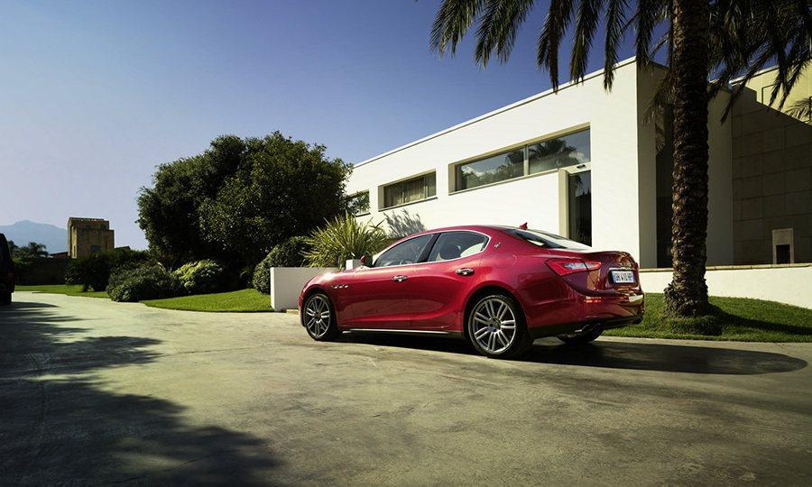 作為Maserati佈局全球頂級豪華房車市場的關鍵車款,Ghibli成功地為Ma...