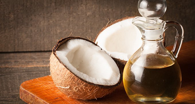 椰子油。 圖片來源/shutterstock