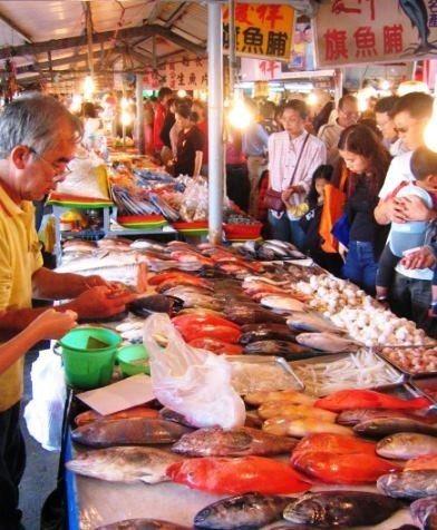 東港漁市,聯合報系資料照