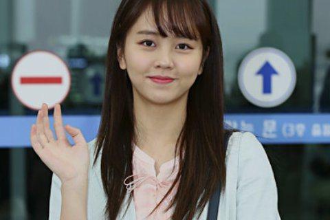 8日上午,演員金所炫通過韓國仁川國際機場出國,前往台灣參加粉絲見面會,並進行寫真拍攝。