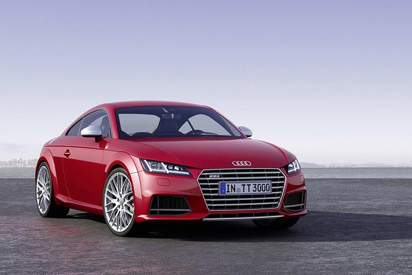 噢不!高層真的要判Audi TT死刑了 未來將會以電動車取代?