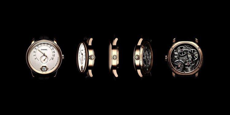 the best attitude 6255f a8216 CHANEL 探索腕表的新可能  腕錶時計  珠寶鐘表  udnSTYLE