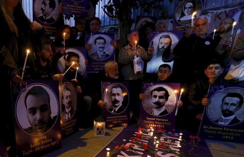 距離1915的「亞美尼亞大屠殺事件」已過去一百多個年頭,國際上對於要以何種立場看...