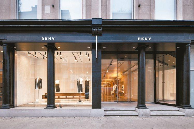DKNY於紐約西百老匯大道的SOHO店重新開幕。 圖/DKNY提供