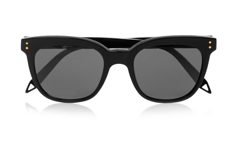 VICTORIA BECKHAM 太陽眼鏡。圖/NET-A-PORTER提供