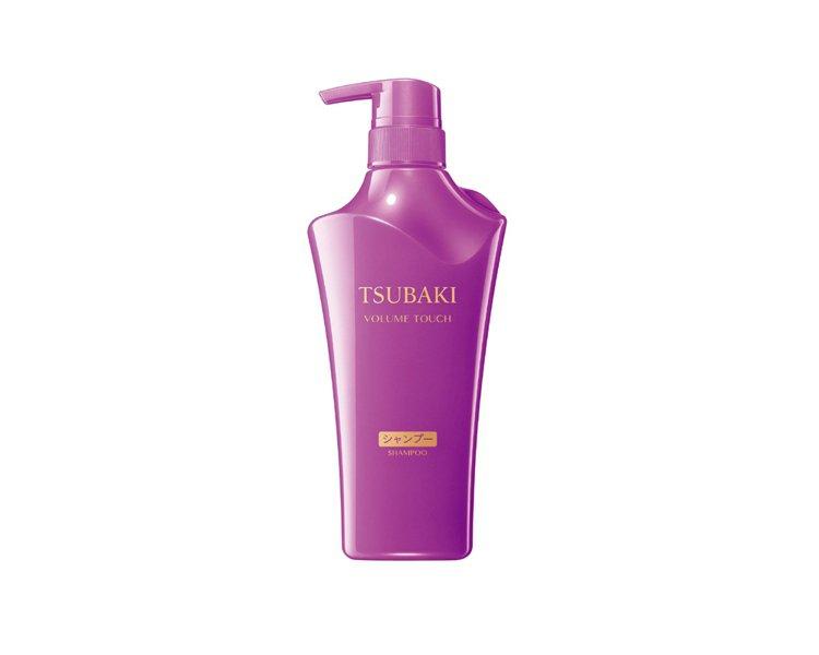 TSUBAKI思波綺上質豐盈洗髮乳,500ml/240元。圖/TSUBAKI提供