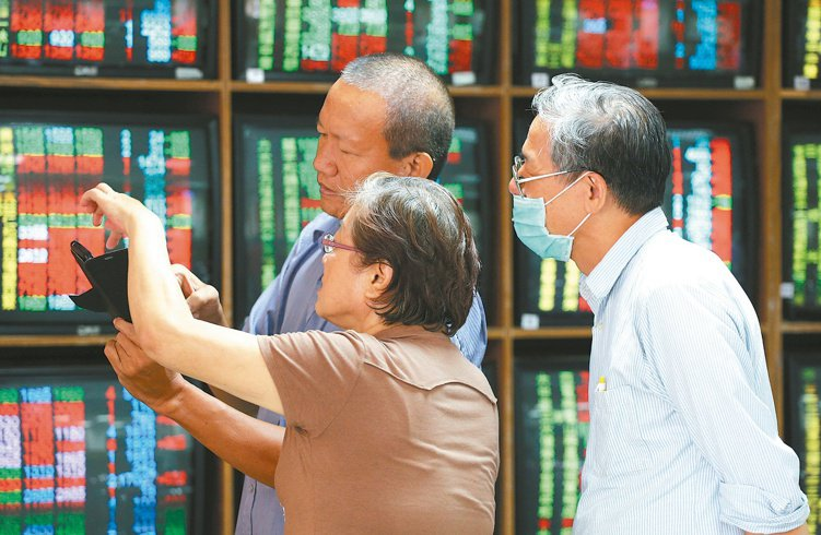 台股目前受到國內外情勢干擾增多。 圖/報系資料照