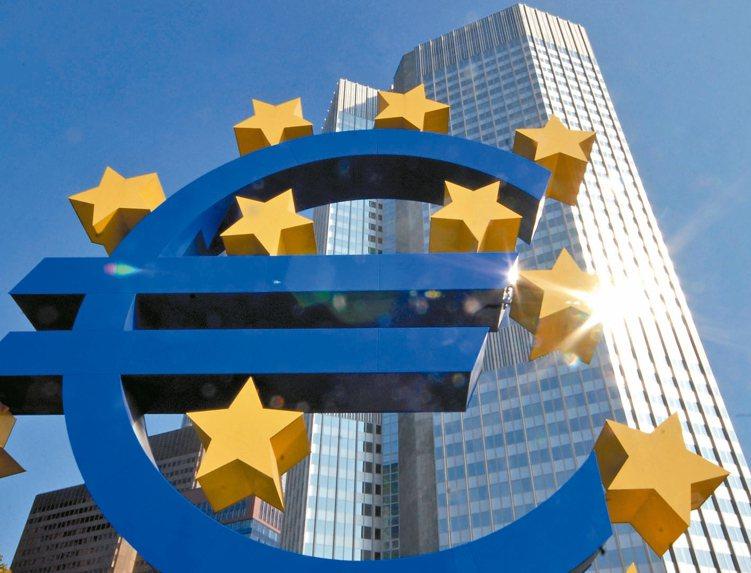 歐洲央行持續貨幣寬鬆,歐股中長線看好。 本報系資料庫