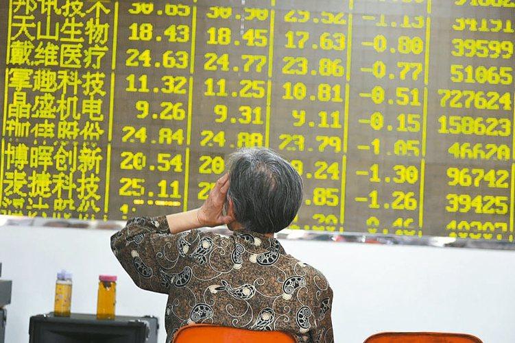傳證監會將暫緩美國中概股回歸A股,拖累創業板暴跌3.6%,滬指也大跌近3%。 (...