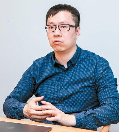 唷吼設計執行創意總監黃建偉。 記者程宜華/攝影