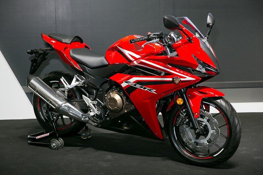 CBR500R Honda提供