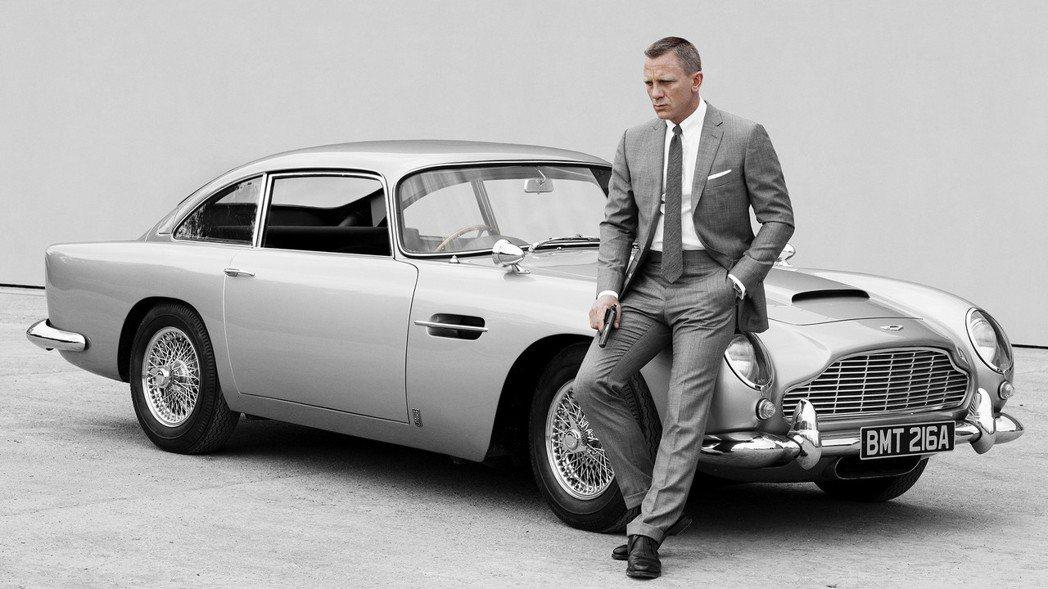 007與Aston Martin幾乎已經劃上等號。 摘自Columbia Pic...