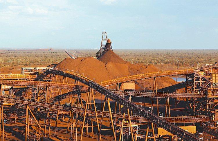 鐵礦砂 路透