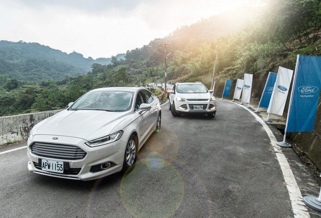 福特規劃文化生態路線,帶領車主看見不同的台灣。 圖/福特六和提供