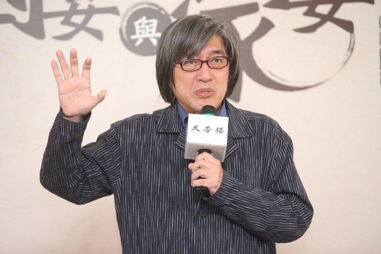 網路家庭董事長詹宏志。 聯合報資料照片