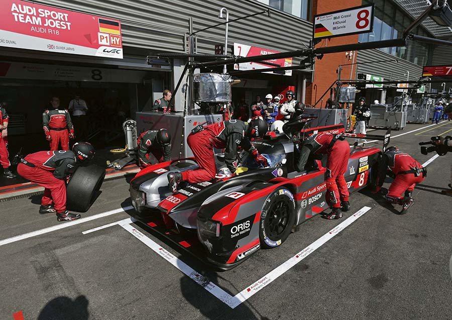 今年Spa-Francorchamps賽道狀況層出不窮,可說是歷年來狀況極多的一...