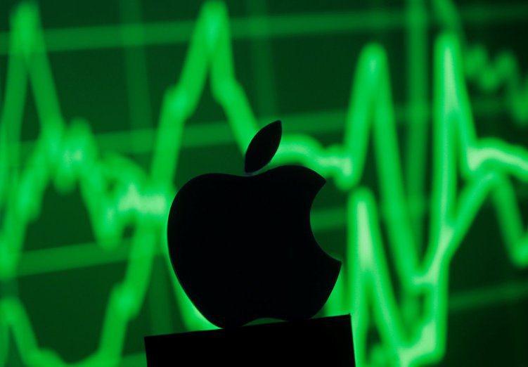 蘋果市值一年來失血2,000億美元(路透)