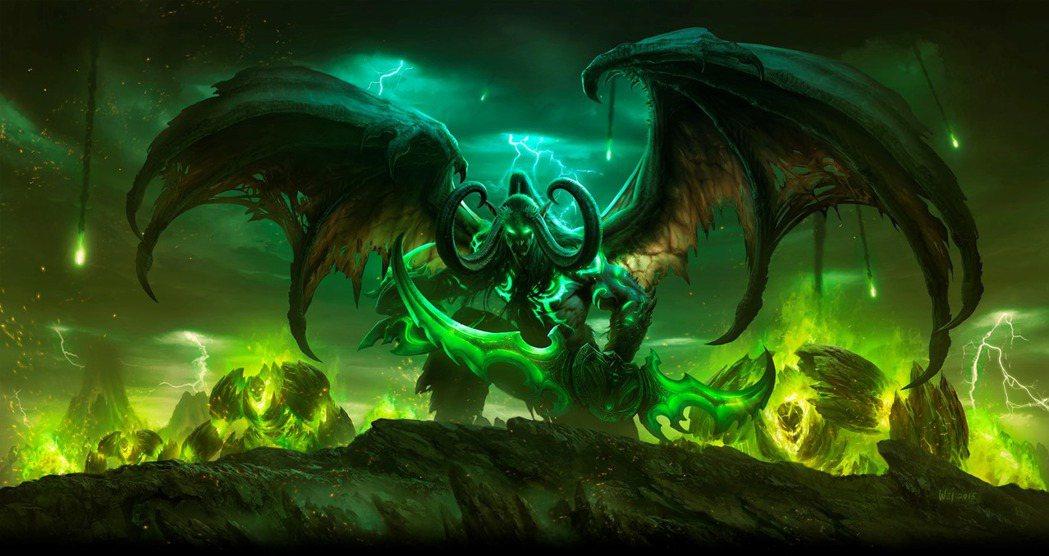 《魔兽世界》第六?资料片《魔兽世界:军临天下》即将在9月上市。图片提供/美商暴雪