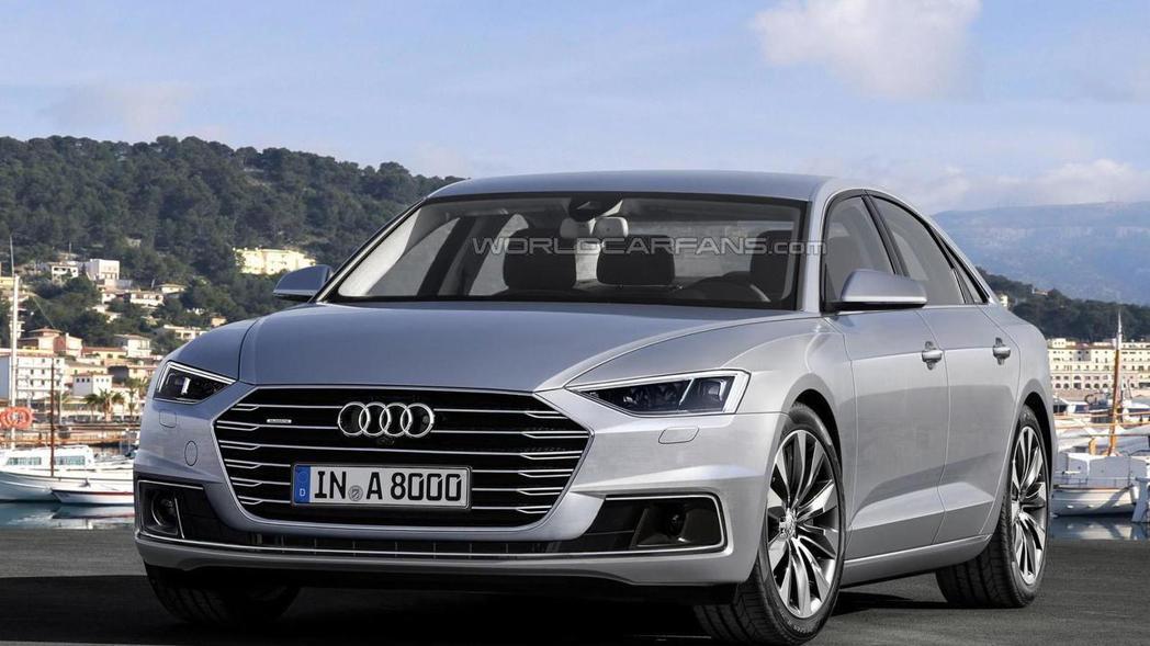 日前國外媒體曾曝光全新A8預想圖,而Audi也透露下一代A8已做好萬全準備。 摘...