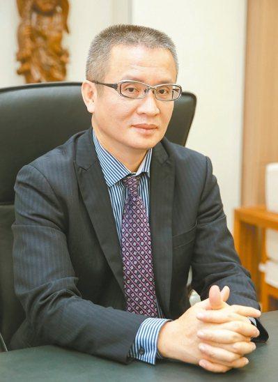 山汰科技總經理王勝志 記者黃士航/攝影
