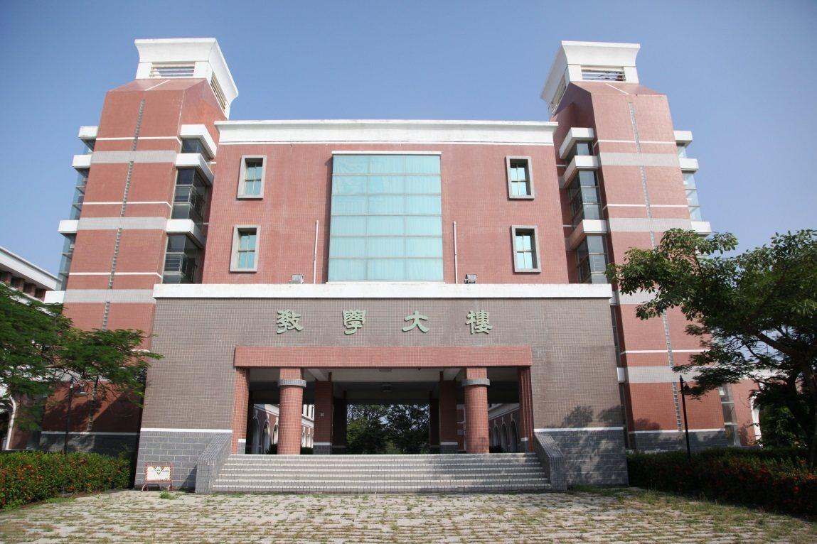 中信中學教學大樓。圖片供應/中信中學