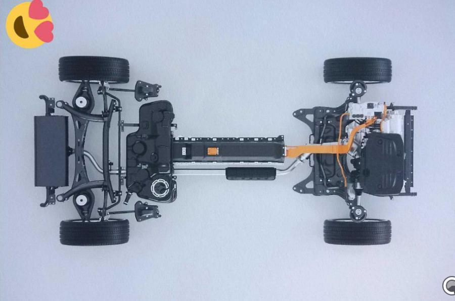 根據先前報導指出,Volvo全新跨界車型,將採用全新CMA跨界模組化底盤平台打造...
