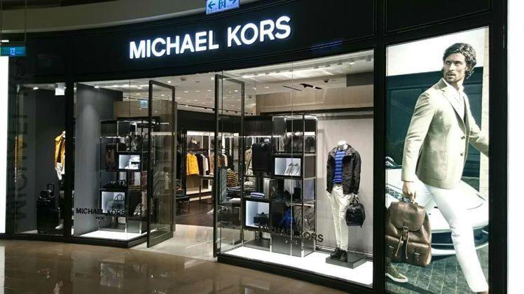 台北是繼日本後第2個可買到Michael Kors男裝的城市。圖/Michael...